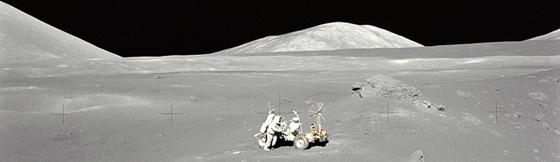 Los beneficios de la llegada del Hombre a la Luna