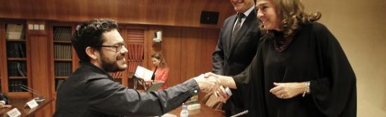 Jesús Méndez recibe el VI Premio ASEBIO de Comunicación y Divulgación de la Biotecnología